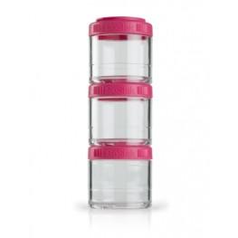 Blender Bottle GOSTAK rasiat, 100 ml, pinkki - 3 kpl