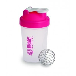 Blender Bottle Classic Shakeri / juomapullo, pinkki - 590 ml