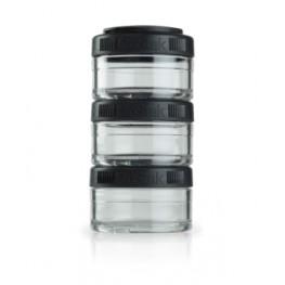 Blender Bottle GOSTAK rasiat, 60 ml, musta - 3 kpl