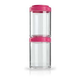 Blender Bottle GOSTAK rasiat, 150 ml, pinkki - 2 kpl