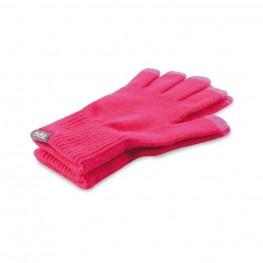 Puro Sormikkaat kosketusnäytölle S/M 5 sormelle Pink