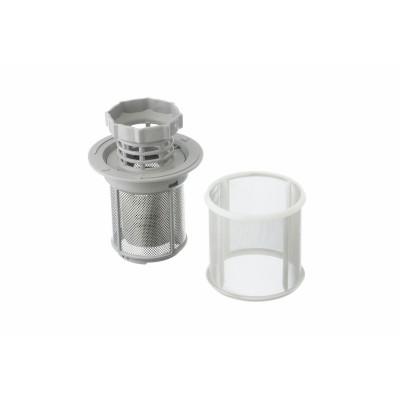 Bosch Astianpesukoneen micro-suodatin, Harmaa