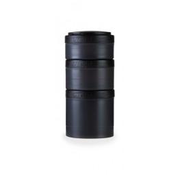 Blender Bottle Expansionpak Prostakille, lisäpurkit Prostakille, musta