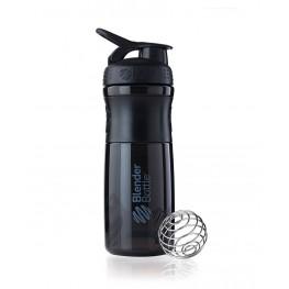 Blender Bottle SportMixer urheilujuomapullo 820 ml, musta