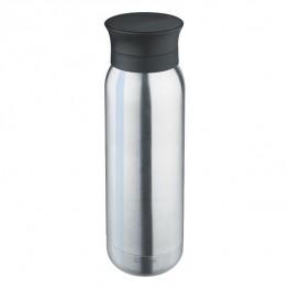 Vacuum Drink Bottle Eristetty teräsjuomapullo, Teräs, Isosteel 0.5L