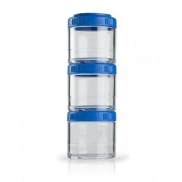 Blender Bottle GOSTAK rasiat, 100 ml, sininen - 3 kpl