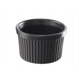 Kohokasvuoka halk. 8 cm, musta - Revol