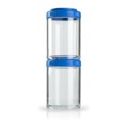 Blender Bottle GOSTAK rasiat, 150 ml, sininen - 2 kpl